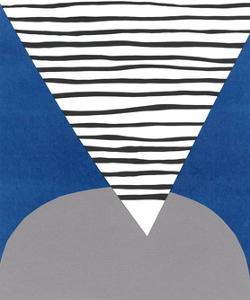 Memphis in Blue IV by Ren�W Stramel