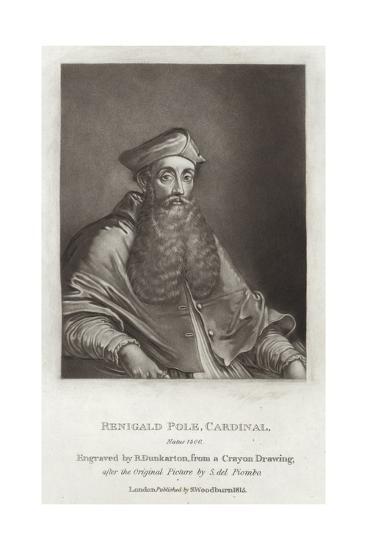 Renigald Pole-Sebastiano del Piombo-Giclee Print
