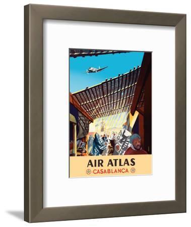 Casablanca, Morocco - Air Atlas