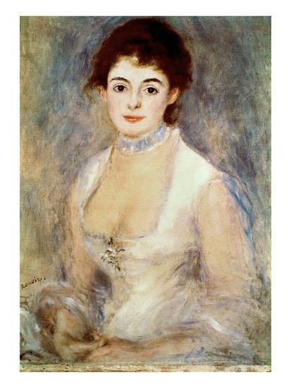Renoir: Madame Henriot-Pierre-Auguste Renoir-Giclee Print