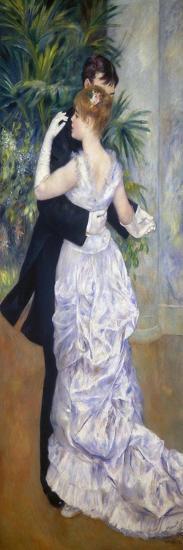 Renoir: Town Dance, 1883-Pierre-Auguste Renoir-Giclee Print