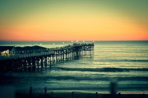 San Diego Sunset by Reny Preussker