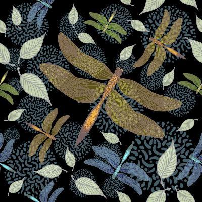 Repeat Patter 14-LXV-Fernando Palma-Giclee Print