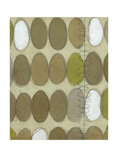 Repeating Orbits II-Jennifer Goldberger-Premium Giclee Print