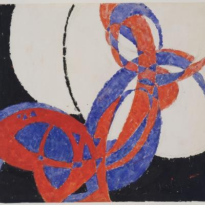 Replica of Fugue in Two Colors Amorpha, 1912-Frantisek Kupka-Giclee Print