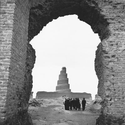 Replica Tower of Babel--Photographic Print