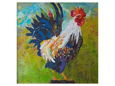 Report Card Rooster--Art Print