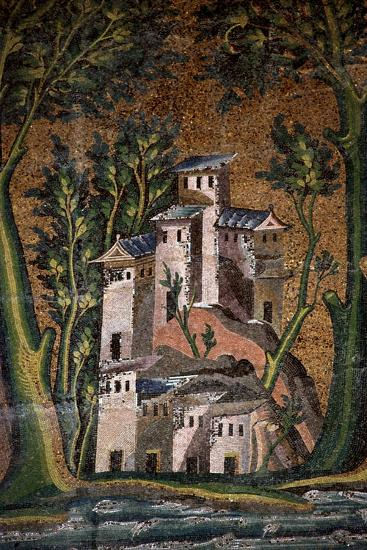 Representation of a Palace--Giclee Print