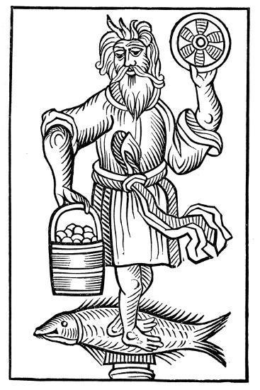 Representation of Crodon, 1656--Giclee Print
