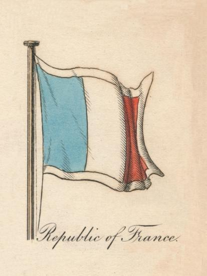 'Republic of France', 1838-Unknown-Giclee Print