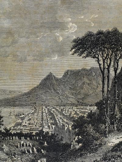 Republic of South Africa, Cape of Good Hope--Giclee Print
