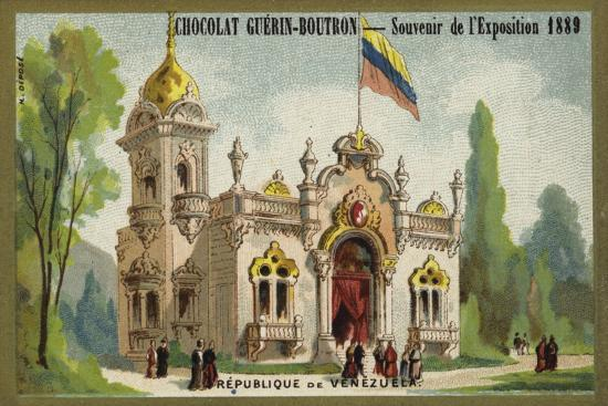 Republic of Venezuela--Giclee Print