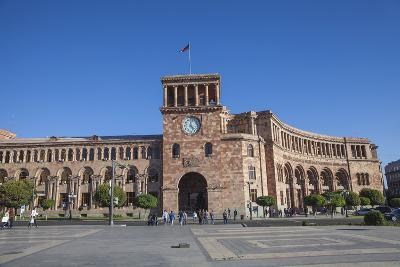 Republic Square, Yerevan, Armenia, Central Asia, Asia-Jane Sweeney-Photographic Print