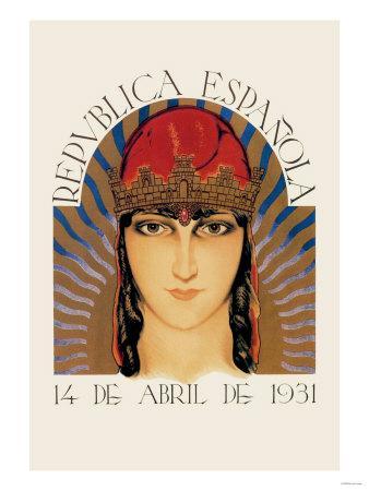 Republica Espanola--Art Print