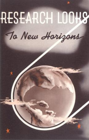 Research Looks to New Horizons