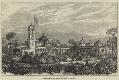 Residence of the British Legation at Teheran--Giclee Print