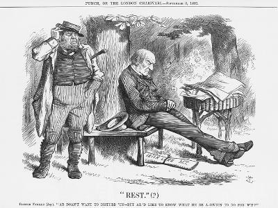 Rest , 1881-Joseph Swain-Giclee Print