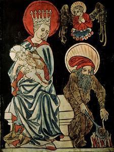 Rest on the Flight into Egypt, C.1410