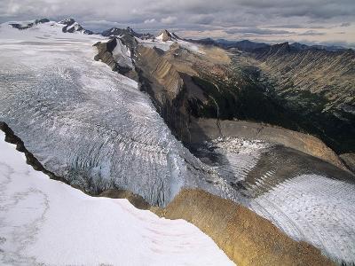 Resthaven Icefields, Alberta, Canada-Russ Heinl-Photographic Print