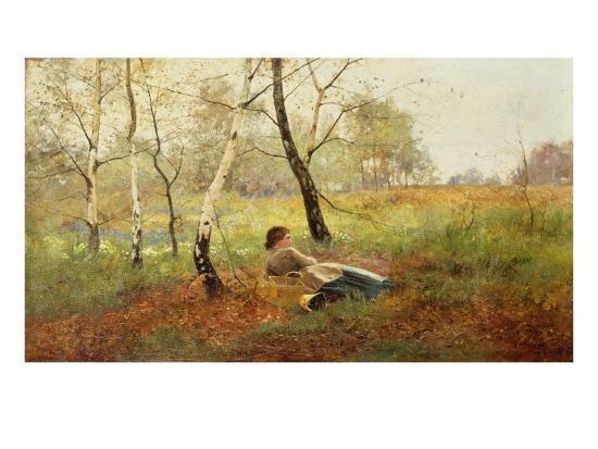 Resting-Benjamin D. Sigmund-Giclee Print