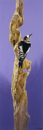 Resting-Joh Naito-Giclee Print
