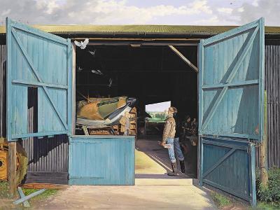 Restoration-Timothy Easton-Giclee Print
