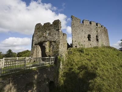Restormel Castle, Cornwall, England, United Kingdom, Europe-Jean Brooks-Photographic Print