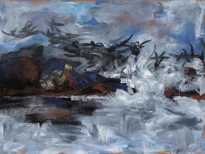 Restrained Energy-Jolene Goodwin-Giclee Print
