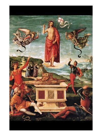 Resurrection of Christ-Raphael-Art Print