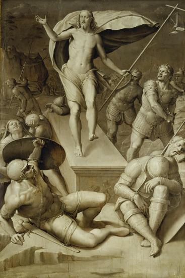 Resurrection of Christ- Florentinische Schule-Giclee Print