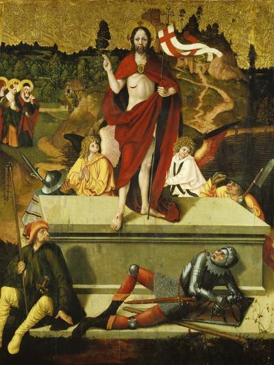 Resurrection of Christ-Schweizer Meister-Giclee Print