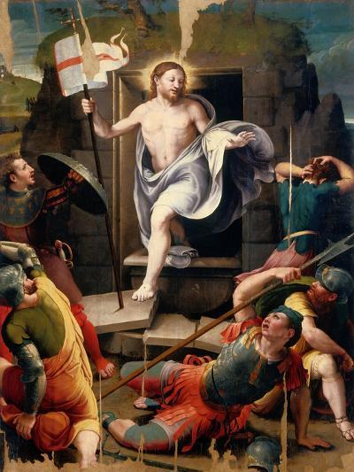 Resurrection-Raffaellino Del Colle-Giclee Print