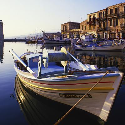 Rethymnon Greece-Charles Bowman-Photographic Print