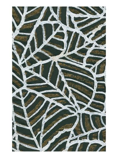 Reticulated Leaf Patterns--Art Print