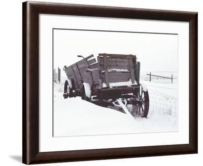 Retired-J.D. Mcfarlan-Framed Photographic Print