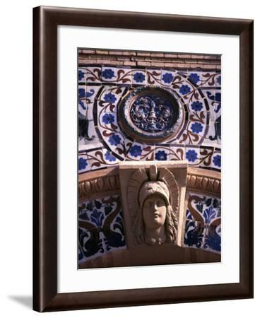Retiro Park, Madrid, Spain--Framed Photographic Print