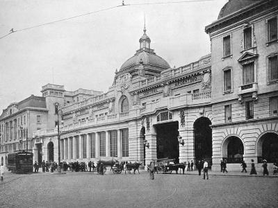 Retiro Railway Station, Buenos Aires, Argentina--Giclee Print