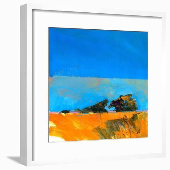 Retracing My Steps-Paul Bailey-Framed Art Print