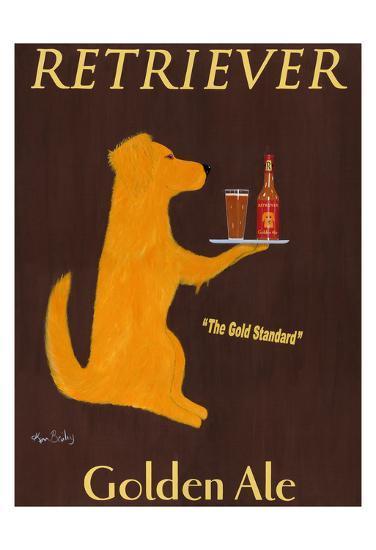 Retriever Golden Ale-Ken Bailey-Limited Edition