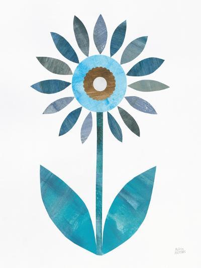 Retro Blooms III-Melissa Averinos-Art Print