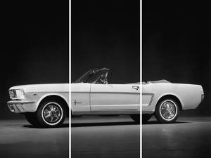 Ford Mustang Convertible, 1964 by Retro Classics