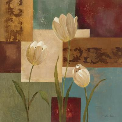 Retro Floral II-Silvia Vassileva-Art Print