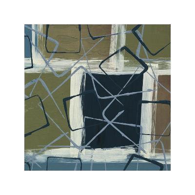 Retro Flux II-Leslie Bernsen-Giclee Print