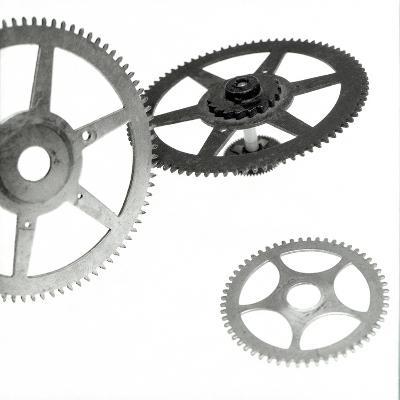 Retro- Gears #3-Alan Blaustein-Photographic Print
