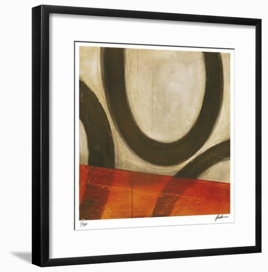 Retro Inspired I-Judeen-Framed Giclee Print