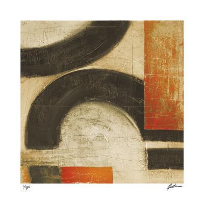 Retro Inspired III-Judeen-Giclee Print
