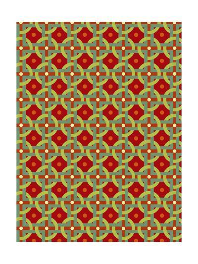 Retro Pattern I--Photo