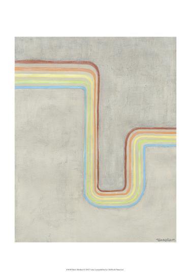 Retro Rhythm I-Vanna Lam-Art Print