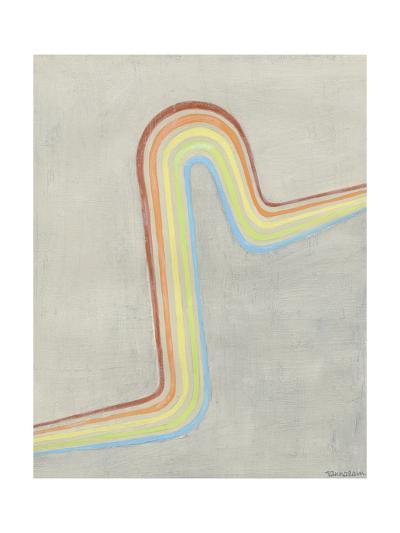 Retro Rhythm III-Vanna Lam-Art Print