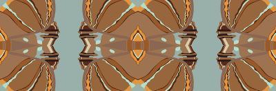 Retro Rorschach-Belen Mena-Giclee Print